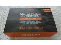 Sat. Nav. Aguri Motorhome/Caravan with DVR dash cam.