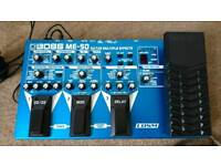 Boss ME-50 Multiple Effects Guitar Pedal