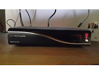 Dream box DM800SE +1M MOTORISED DISH+IP RECEIVER