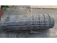 NEW C8/80/15 GALVANISED HEAVY SHEEP WIRE