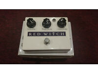 Red Witch Deluxe Moon analog phaser / tremolo