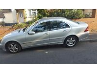 AUTOMATIC MERCEDES BENZ WITH LOW MILEAGE £850