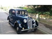 Classic Car 1937 Austin 10 cambridge
