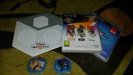 Disney Infinity discs and base for Playstation 3