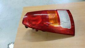 rear light Peugeot 206 sw
