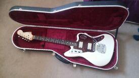 Fender jaguar classic player HH + hiscox case
