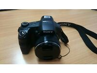 Sony DSC HX 200V 18.2 M pixel Camera, GPS, HD Movie, 3D Photo