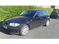 Bmw 118d engine and 6 speed box