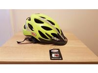 BELL MUNI CYCLE HELMET - AS NEW