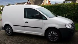 VW Caddy Van 1.9 SDI 2010 For Sale