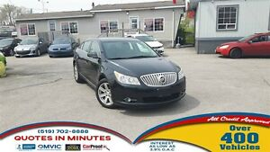 2011 Buick LaCrosse CXL | LEATHER | HEATED SEATS