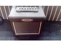Kustom Dart 10FX amplifier