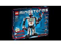 Brand new sealed LEGO Mindstorms Ev3