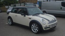 2003 03 Mini Cooper Chilli Pack Air Con 12 Months Mot Drives Great Just In