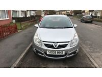 Vauxhall Corsa 1.2 i 16v Breeze 3dr MOT 1 LADY OWNER NEW EXHAUST 2 SPARE KEYS SERVICED