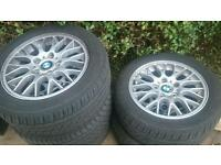 Bmw wheels for sale
