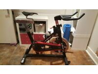 Exercise Bike Rev Xtreme Cycle S100