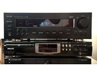 Stereo Receiver Amplifier TEAC AG 790