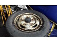 ford transit wheels &tyres 195 70 15