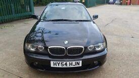 54 REG BMW 325 325Ci SPORT MINT CONDITION LOW MILAGE