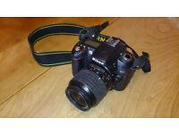 Nikon D90 Digital SLR Camera & Nikon D50 camera plus lenses