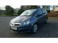Vauxhall zafira 11months mot 7 seater like sharan galaxy SCENIC