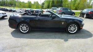 2011 Ford Mustang CONVERTIBLE+CUIR+64 000KM