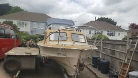 Shetland 535 (17ft) Cabin Cruiser