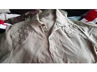 Jack Pyke Hunting polo shirt size large