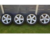 Van alloys 18""