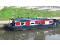 35ft cruiser stern narrow boat