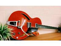 Gretsch G3140 Historic with Bigsby & Hardcase