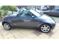 Ford STREETKA convertible 1.6 £1150