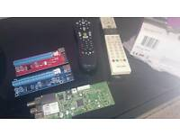 TV tuner, remotes and graphics adapters