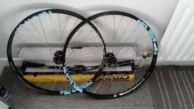 NS Bikes wheelset