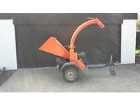 TIMBERWOLF TW18 CHIPPER - Great condition hardly used