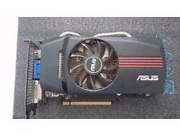 ASUS GTX 550 DI graphics card