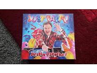 Just party justin fletcher cd