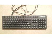 Steelseries 6GV2 gaming mechanical keyboard US layout