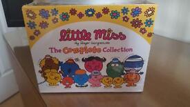 Little Miss Book 'complete collection'
