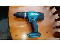 Makita 18v drill body