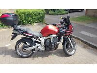 URGENT!!! YAMAHA FAZER S2 - GREAT CONDITION, SECOND OWNER, LOW MILLAGE
