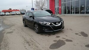 2017 Nissan Maxima Platinum, Leather, Navigation, Sun roof,
