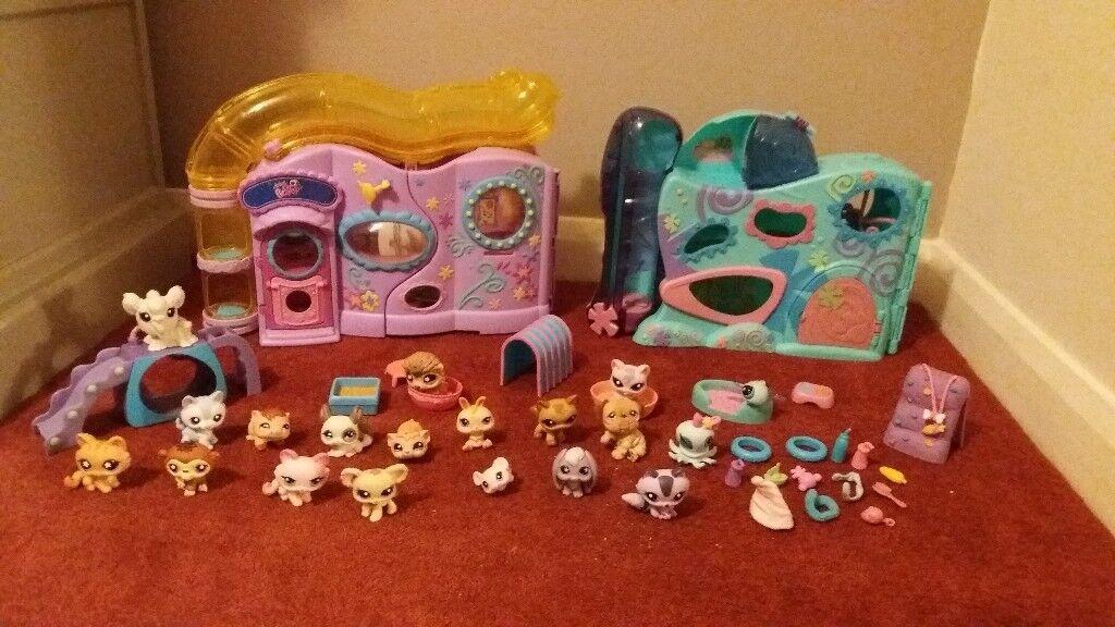 Bundle Littlest Pet Shop Toys