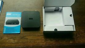 August Android TV box