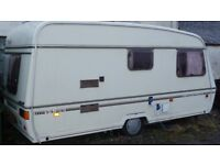 Swift Corniche 14/2E Touring Caravan, Mobile Home, Holiday Accommodation, ready to go camper.