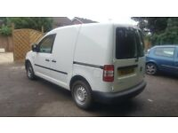 Volkswagen CADDY 2012,diesel 1,6cc,only 50000 miles,service his,long MOT