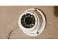 2 Universal CCTV Cameras