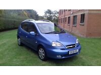 1.6 Chevrolet Tacuma 2 owners 1 years MOT 44500 miles on the clock