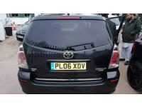 Toyota Corolla Verso 1.8 petrol and LPG